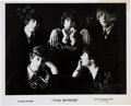 Music Memorabilia:Autographs and Signed Items, The Byrds Autographed Publicity Photo, circa 1965...