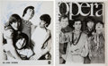 Music Memorabilia:Autographs and Signed Items, The Lovin' Spoonful / The Young Rascals Autographed Photos....