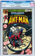 Bronze Age (1970-1979):Superhero, Marvel Premiere #47 Ant-Man (Marvel, 1979) CGC NM/MT 9.8 Off-whiteto white pages....