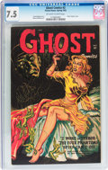Golden Age (1938-1955):Horror, Ghost #2 (Fiction House, 1952) CGC VF- 7.5 Off-white to whitepages....