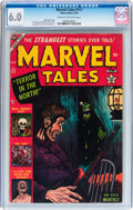 Golden Age (1938-1955):Horror, Marvel Tales #117 (Atlas, 1953) CGC FN 6.0 Cream to off-whitepages....
