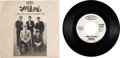 """Music Memorabilia:Recordings, Yardbirds """"I Wish You Could"""" Promo Sleeve and Disc (Epic 5-9709,1964)...."""