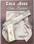Handguns:Semiautomatic Pistol, Important Colt Agee Engraved Colt Government Model Semi-AutomaticPistol....