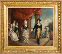 George Washington: Jeremiah Paul Historical Painting