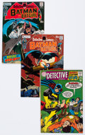 Silver Age (1956-1969):Superhero, Detective Comics Group (DC, 1966-71) Condition: Average FN.... (Total: 11 Comic Books)