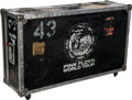 """Music Memorabilia:Instruments , Pink Floyd Flight Case Used on the """"Momentary Lapse of Reason"""" Tour(1987-1989)...."""