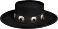 Music Memorabilia:Costumes, Stevie Ray Vaughan Texas Flood Promotional Hat (Epic Records, 1983)....