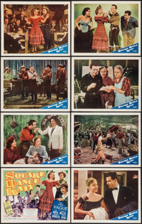 """Square Dance Katy (Monogram, 1950). Lobby Card Set of 8 (11"""" X 14""""). Musical. ... (Total: 8 Items)"""