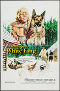 "Movie Posters:Adventure, Challenge to White Fang & Others Lot (Premiere Releasing,1974). One Sheets (3) (27"" X 41"") . Adventure.. ... (Total: 3Items)"