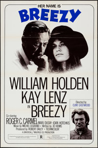 """Breezy (Universal, 1974). One Sheets (2) (27"""" X 41"""") Style A & B. Romance. ... (Total: 2 Items)"""