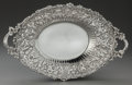 Silver Holloware, American:Bowls, A TIFFANY & CO. SILVER TWO-HANDLED DISH, New York, New York,1875-1891. Marks: TIFFANY & CO, 3915, M, 762, STERLINGSILVER...