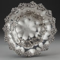 Silver Holloware, American:Bowls, A SHREVE & CO. SILVER SERVING BOWL, Francisco, California,circa 1900. Marks: SHREVE & CO., SAN FRANCISCO,STERLING. 2-5...