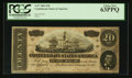 Confederate Notes:1864 Issues, T67 $20 1864 PF-13 Cr. 513.. ...