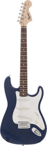 Music Memorabilia:Autographs and Signed Items, Buddy Guy Signed Guitar. ...