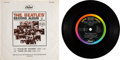 Music Memorabilia:Recordings, The Beatles' Second Album Open-End Interview Promo 33 Record(Capitol Pro 2599, 1964)....