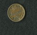 Counterstamps, M. Tidd Counterstamped U.S. Large Cent....