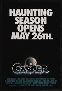 "Casper Lot (Universal, 1995). One Sheet (27"" X 40"") Advance DS and four other One Sheets. Fantasy. ... (Total:..."