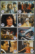 "Movie Posters:Rock and Roll, Tommy (Columbia, 1975). Lobby Card Set of 8 (11"" X 14""). Rock andRoll. ... (Total: 8 Items)"
