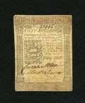 Colonial Notes:Pennsylvania, Pennsylvania October 1, 1773 50s About Uncirculated....