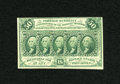 Fractional Currency:First Issue, Fr. 1312 50c First Issue About New....