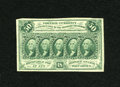 Fractional Currency:First Issue, Fr. 1312 50c First Issue Very Fine....