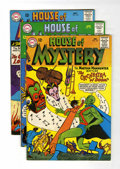 Silver Age (1956-1969):Horror, House of Mystery 147, 151, and 153 Group (DC, 1965) Condition:Average VF-.... (Total: 3 Comic Books)