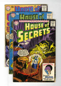 Silver Age (1956-1969):Mystery, House of Secrets Group (DC, 1959-78) Condition: Average VG-....(Total: 15 Comic Books)