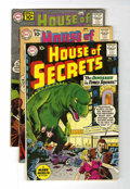 Silver Age (1956-1969):Mystery, House of Secrets Group (DC, 1961-62) Condition: Average VG+....(Total: 8 Comic Books)