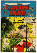 Golden Age (1938-1955):Horror, Clutching Hand #1 (ACG, 1954) Condition: FN+....