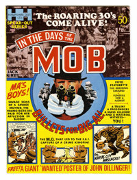 In the Days of the Mob #1 (DC, 1971) Condition: NM-