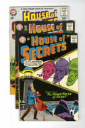 Silver Age (1956-1969):Mystery, House of Secrets Group (DC, 1963-66) Condition: Average VG/FN....(Total: 7 Comic Books)