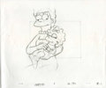 "Animation Art:Production Drawing, ""The Simpsons"" - Animation Drawing Original Art, Group of 11(Fox).... (Total: 11 Items)"