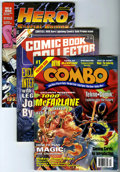 Magazines:Miscellaneous, Miscellaneous Magazines Group (Various Publishers, 1993-94)Condition: VG/FN....