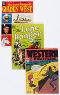 Golden Age (1938-1955):Western, Comic Books - Assorted Golden Age Western Comics Group (Various Publishers, 1949-55).... (Total: 11 Comic Books)