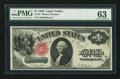 Large Size:Legal Tender Notes, Fr. 35 $1 1880 Legal Tender PMG Choice Uncirculated 63.. ...