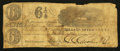 Baltimore, MD- Uncertain Issuer 6-1/4¢ May 19, 1840