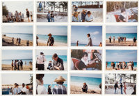 Beatles Color 35MM Photographs And Negatives From The Bahamas Filming of HELP!, Sold With C