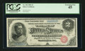 Large Size:Silver Certificates, Fr. 240 $2 1886 Silver Certificate PCGS Extremely Fine 45.. ...