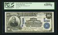 National Bank Notes:District of Columbia, Washington, DC - $10 1902 Plain Back Fr. 632 The Riggs NB Ch. # E 5046. ...