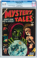 Golden Age (1938-1955):Horror, Mystery Tales #14 (Atlas, 1953) CGC FN 6.0 Cream to off-whitepages....