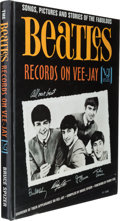 Music Memorabilia:Memorabilia, The Beatles - Songs, Pictures, and Stories of the FabulousBeatles Records on Vee-Jay by Bruce Spizer (498 Product...