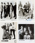 Music Memorabilia:Photos, The Hollies / Spanky & Our Gang / The 5th Dimension / TheAssociation Autographed Photos...