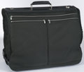 """Luxury Accessories:Accessories, Louis Vuitton Hunter Green Taiga Leather Garment Bag. Excellent Condition. 36.5"""" Width x 20.5"""" Height x 4.5"""" Depth. ..."""