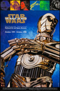 "Movie Posters:Science Fiction, Star Wars: The Magic of Myth (Smithsonian Institution, 1997).Museum Poster (23"" X 35"") C-3PO Style. Science Fiction.. ..."