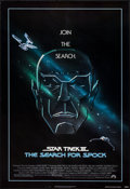"Movie Posters:Science Fiction, Star Trek III: The Search for Spock & Other Lot (Paramount,1984). One Sheets (3) (27"" X 41"") Regular & Advance Style.Scien... (Total: 3 Items)"