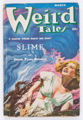 Pulps:Horror, Weird Tales - March '53 (Popular Fiction, 1953) Condition: VG+....