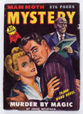 Pulps:Detective, Mammoth Mystery V1#1 (Ziff-Davis, 1945) Condition: FN....