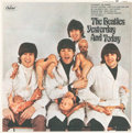 "Music Memorabilia:Recordings, Beatles Yesterday And Today Third State ""Butcher Cover"" MonoLP (Capitol T 2553, 1966)..."