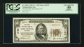National Bank Notes:Wisconsin, Lake Geneva, WI - $50 1929 Ty. 1 The First NB Ch. # 3125. ...