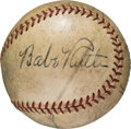 Autographs:Baseballs, Circa 1934 Babe Ruth, Lou Gehrig & Others Multi-SignedBaseball....
